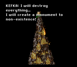 I will create a monument to non-existence!